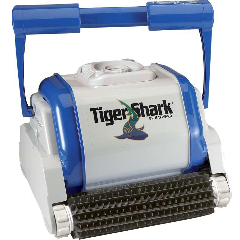 robot piscine shark tiger