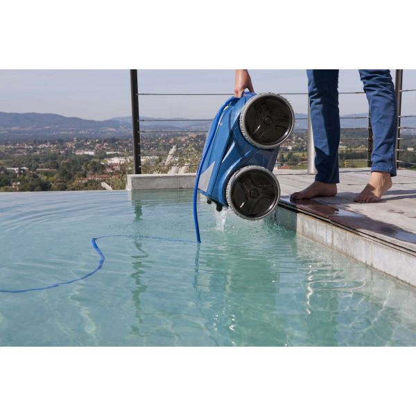 Test zodiac vortex 4x4 rv5500 test for Test robot piscine
