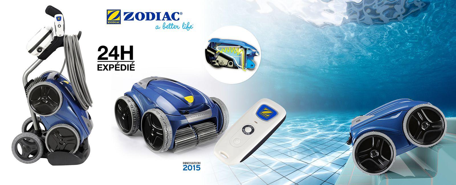 robot piscine zodiac rv 5500